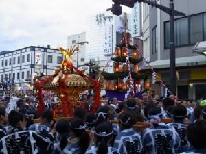 上田祇園祭り